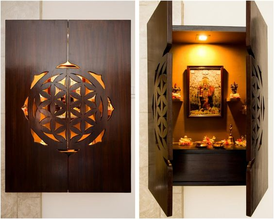 How to Ace-Up Mandir Design And Pooja Rooms – Design&Lifestyle_Blog